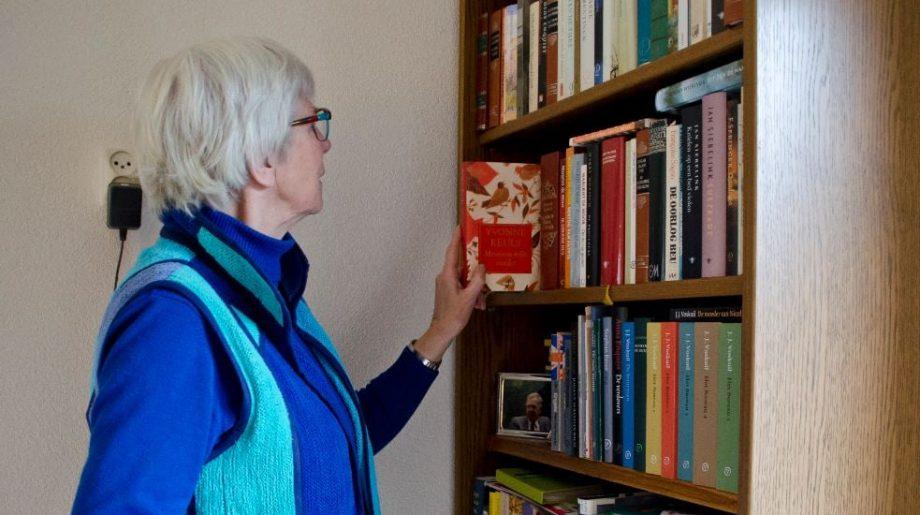 Een boek maakt je leven rijker en leert je relativeren