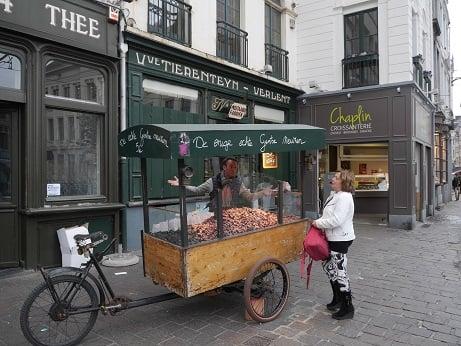 Neuzen in Gent