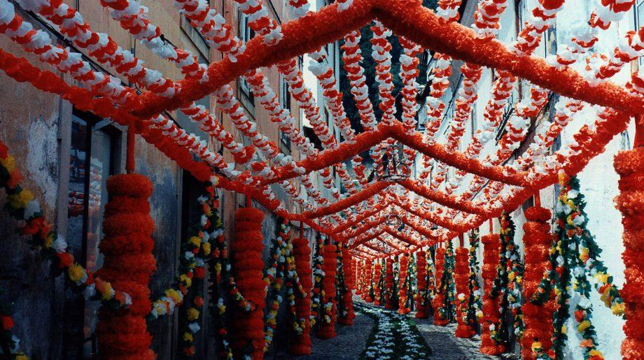 Column: feesten in Portugal