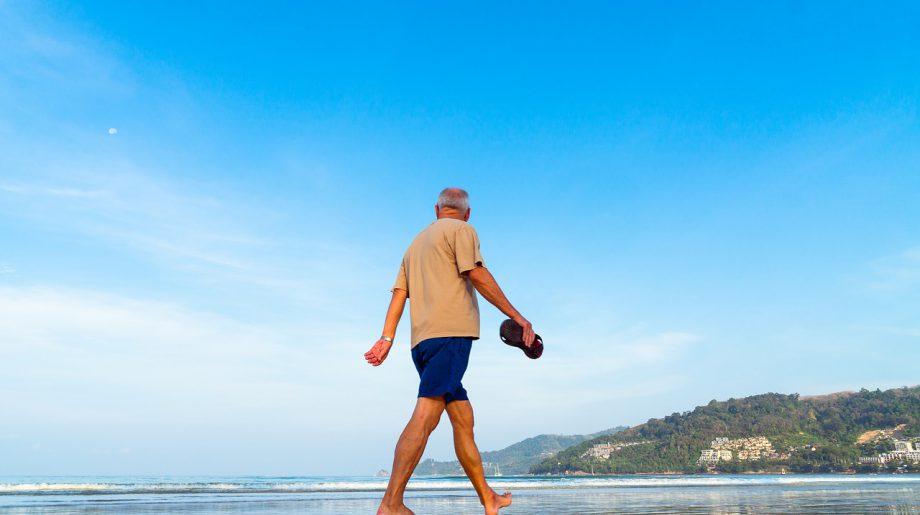 Ontspannen met pensioen gaan
