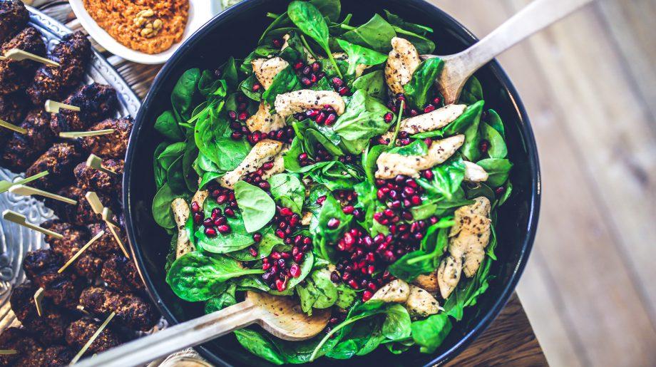 Zelf koken houdt je fit