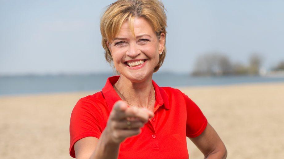 Zo behoud je een gezond gewicht; 4 tips van Olga Commandeur