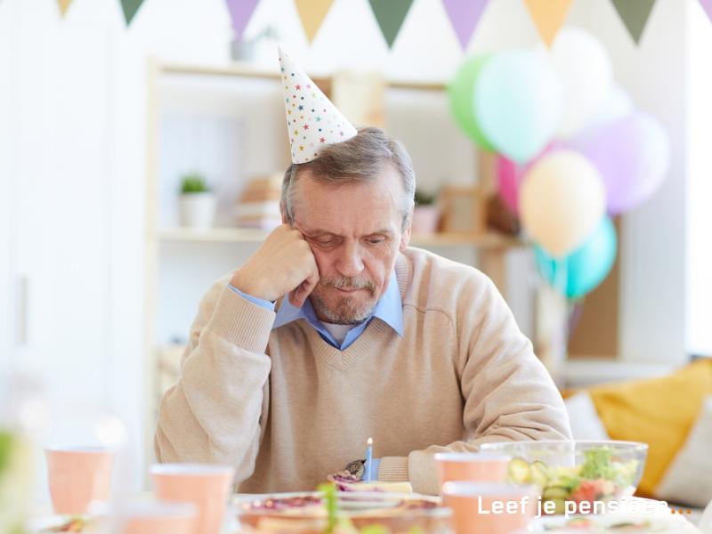 pensionering anderhalvemetersamenleving